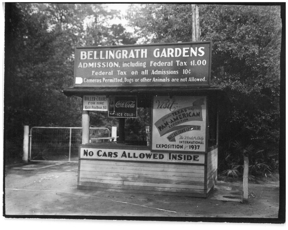 Gardens Open To Public