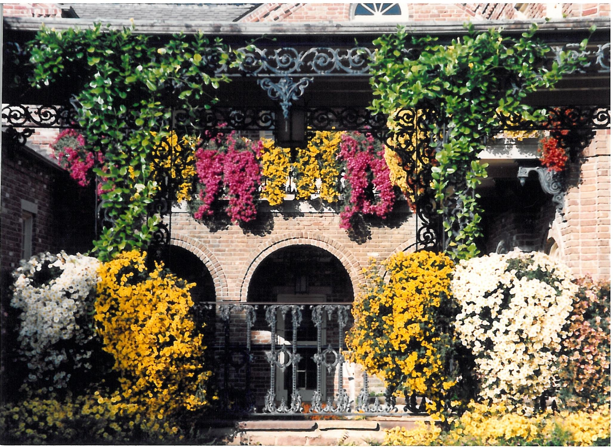 National Register Of Historic Places Bellingrath Gardens Home