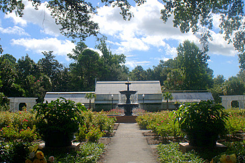 Rose Garden Fountain