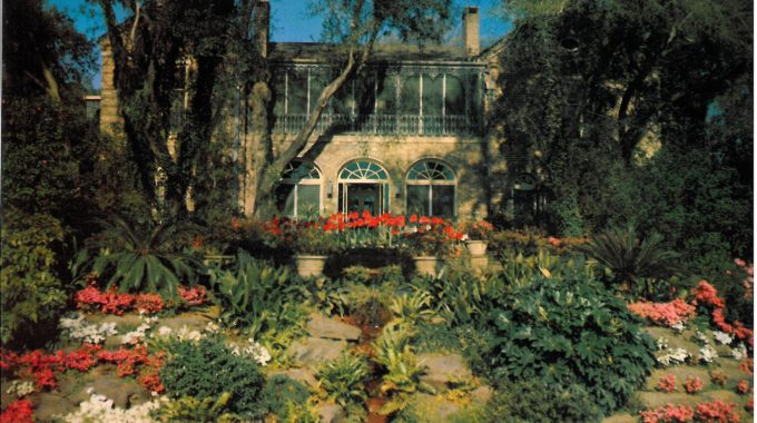 Bellingrath Home East Facade&Terrace 008