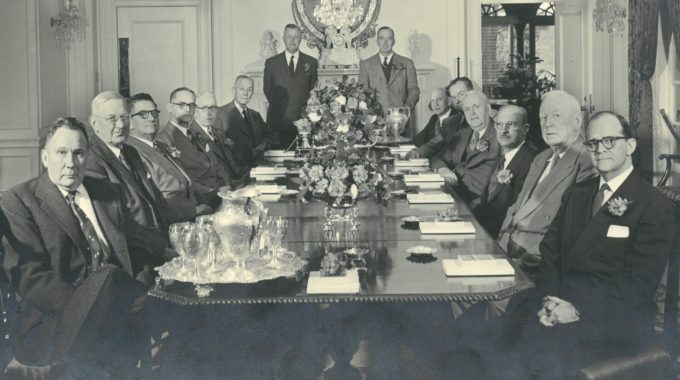 First National Bank Board Of Directors Cropped