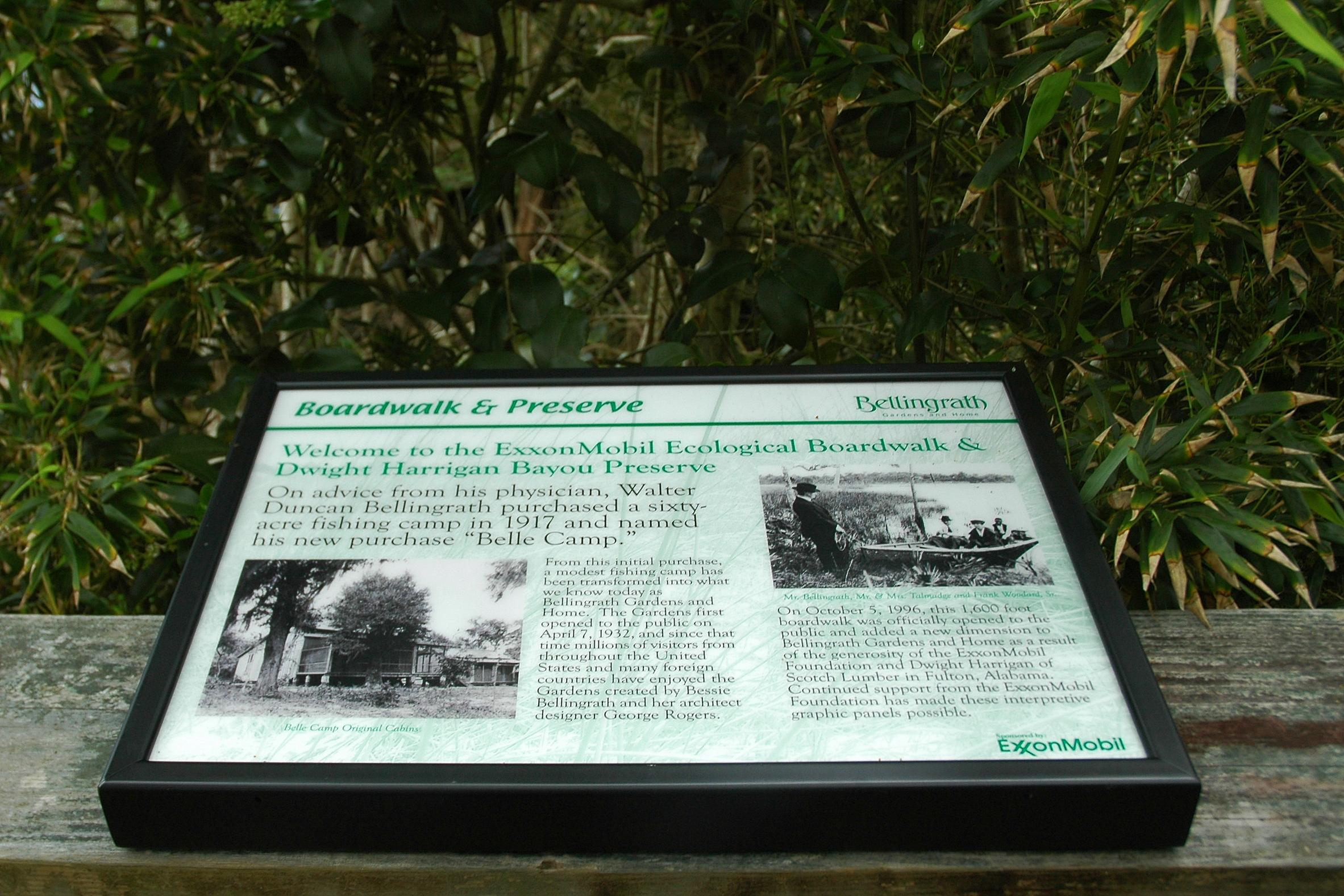 Down On The Bayou Boardwalk Bellingrath S Beautiful Fowl River Estuary Bellingrath Gardens Home