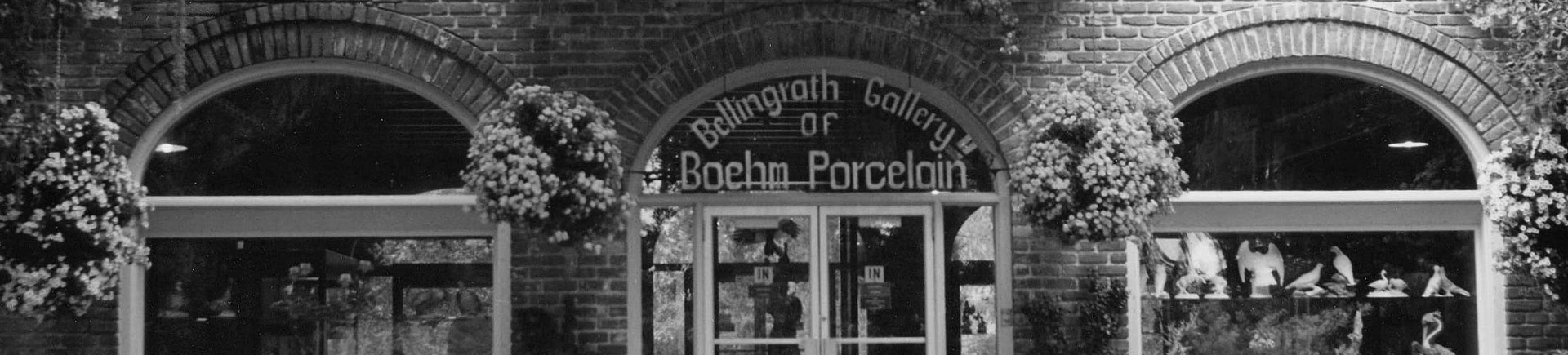 Garage Becomes Gallery Of Boehm Porcelain