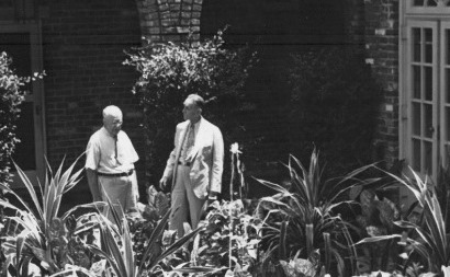 Remembering Albert Hunt, Bellingrath's First Landscape Engineer