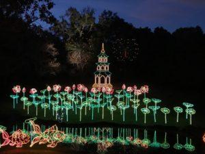 Magic Christmas in Lights – Bellingrath Gardens & Home