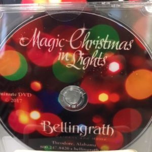 Magic Christmas In Lights DVD