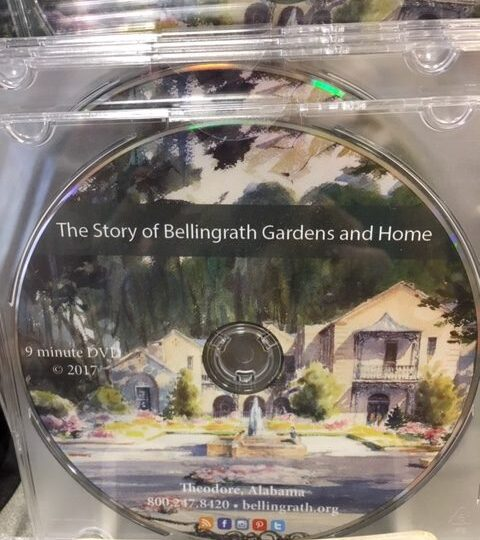 """""""The Story Of Bellingrath Gardens And Home"""" DVD"""