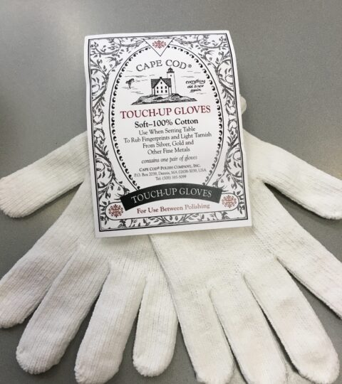 Cape Cod Touch-Up Gloves